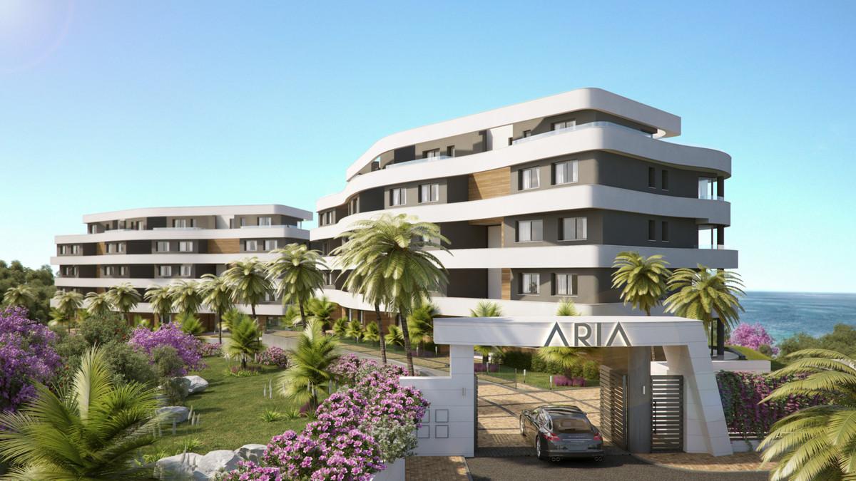 Luxurious apartment with gorgeous sea views