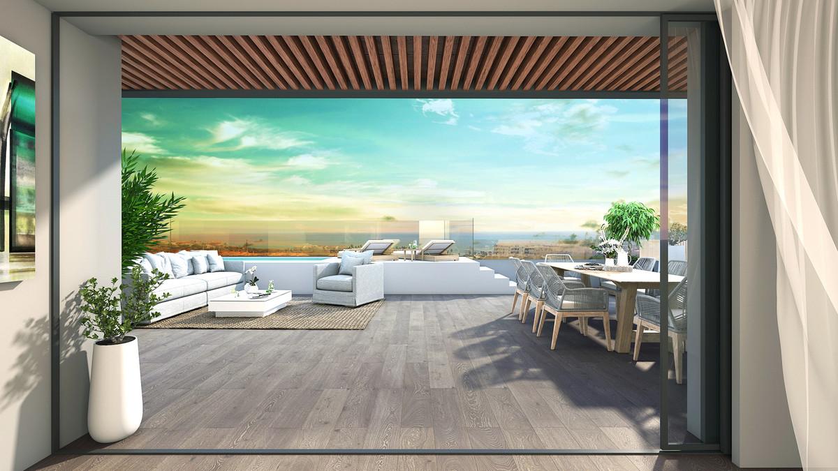 Relax on spacious SOLARIUM with fabulous sea views