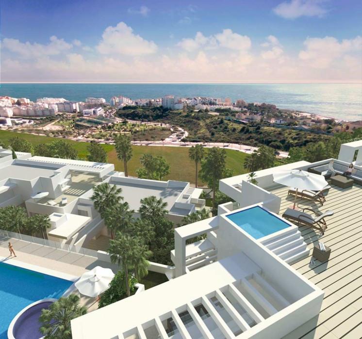 Prestigious development with panoramic views of Estepona