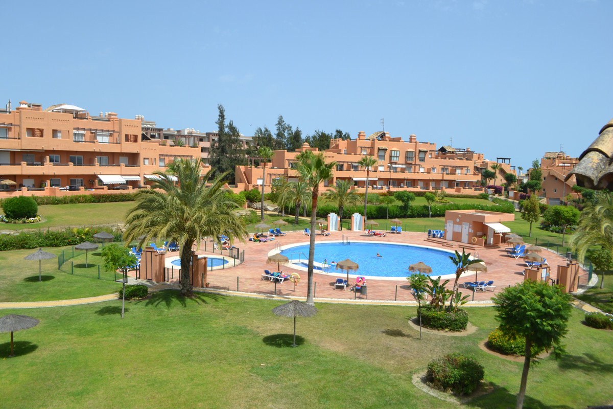 PENTHOUSE LIVING WITH PANORAMIC VIEWS.  This penthouse apartment is located in the well established ,Spain