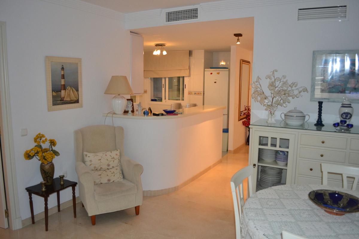 Beachside apartment in beautiful Estepona