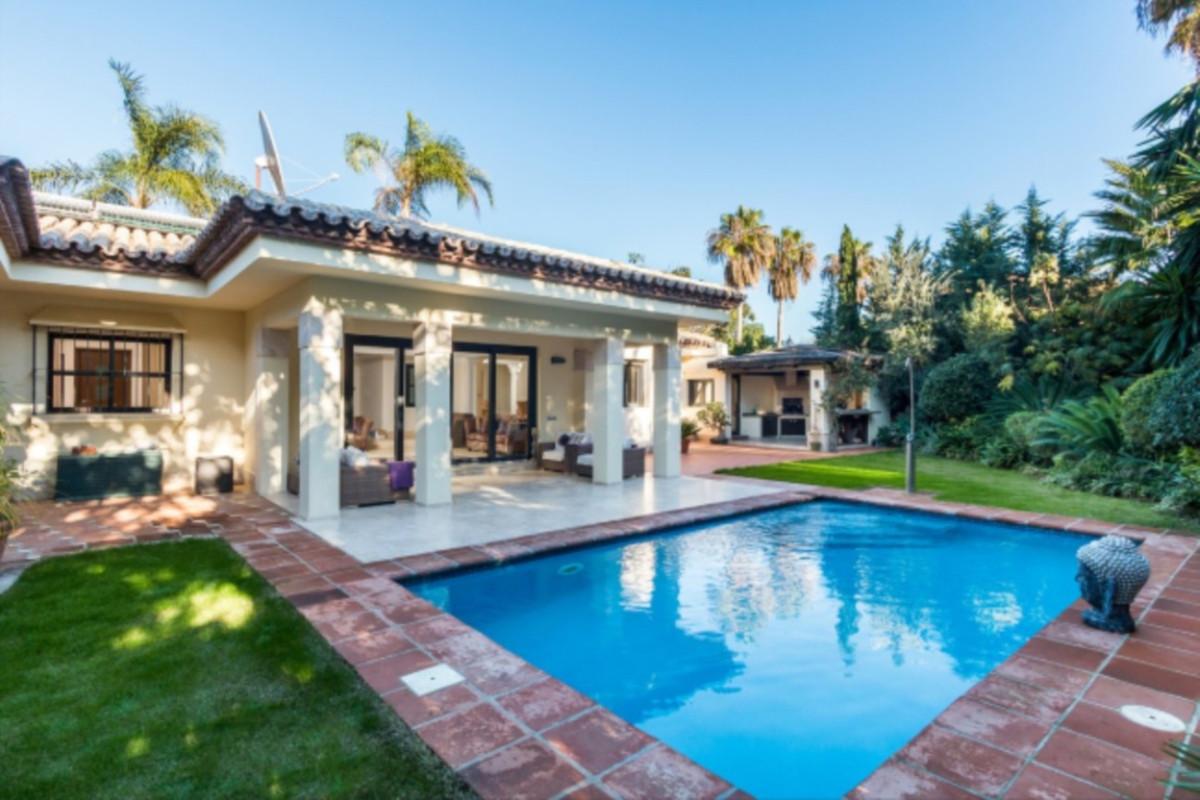 Luxury detached villa newly refurbished