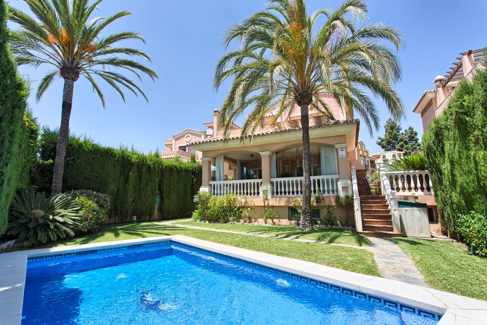 Close to the centre of Marbella historic town