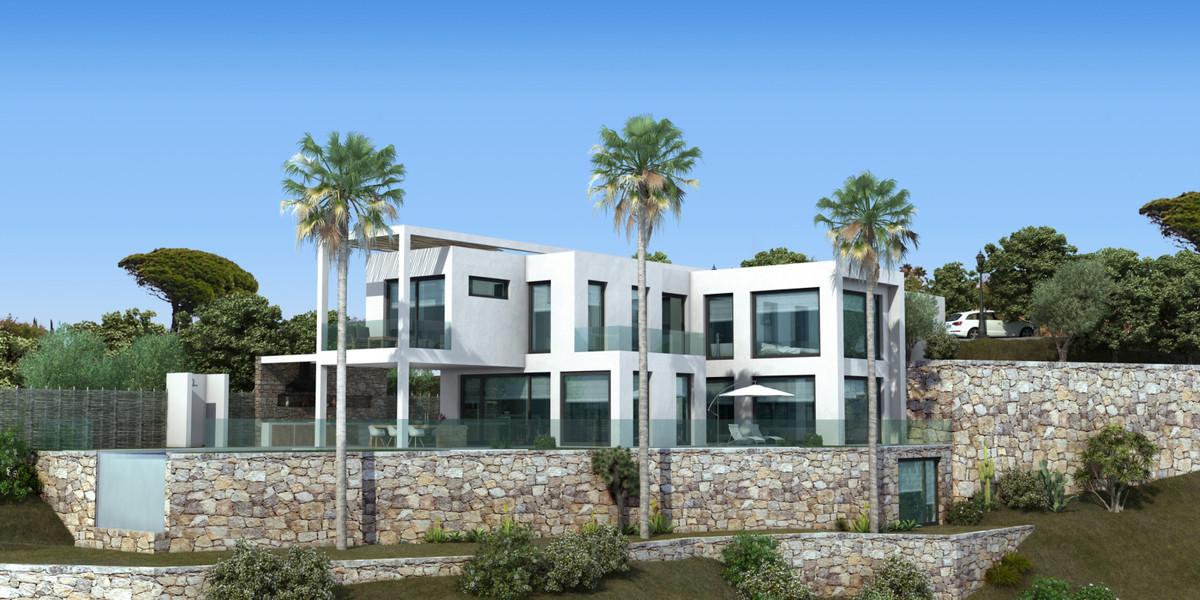 Designer villa in Valtocado hills near Mijas