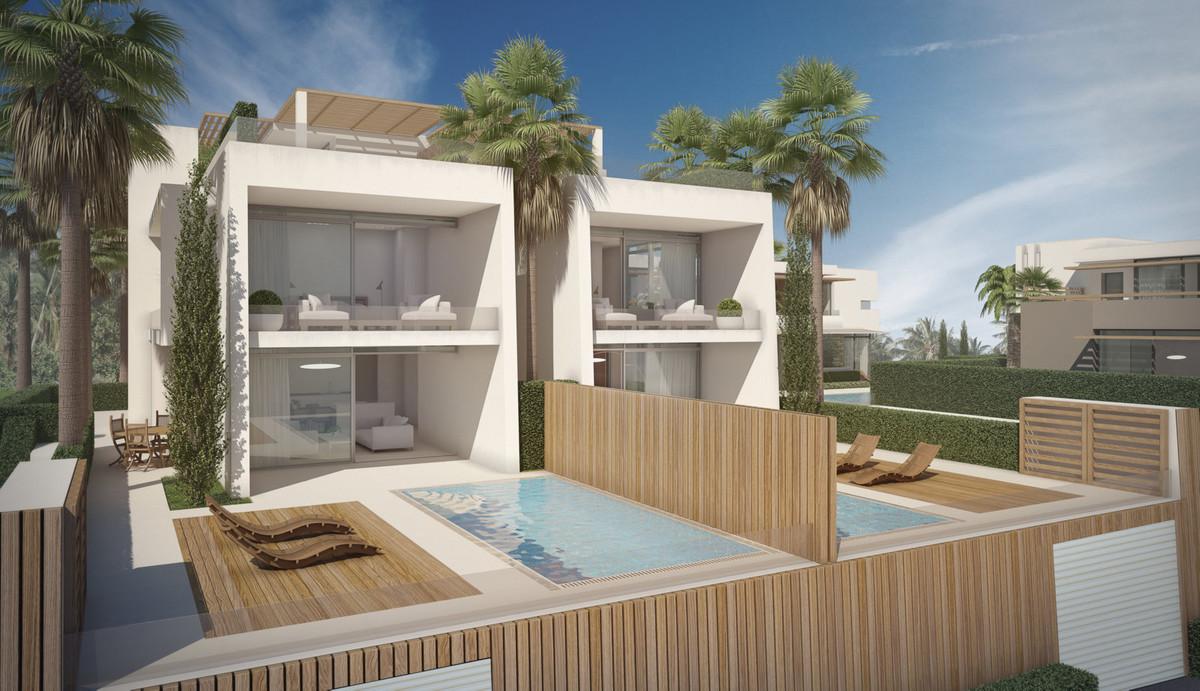 1km from the coast - contemporary villa