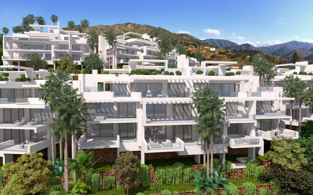 Exciting off plan apartments enjoying the Spanish sunshine