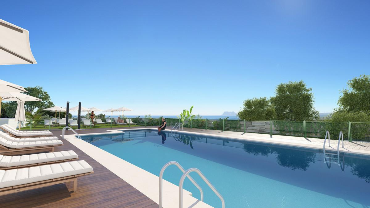 Unique development : spacious, sea views, stylish and modern.