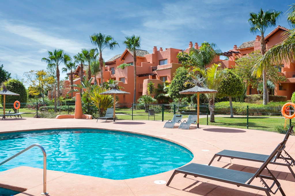Luxury apartments close to Puerto Banus and Estepona