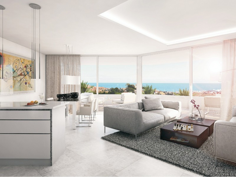 Off-plan development between Marbella and Malaga