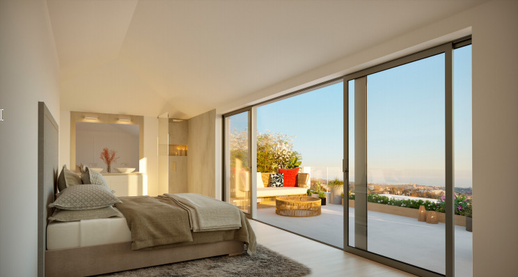 Apartments at 5kms from the marina of Puerto Banus