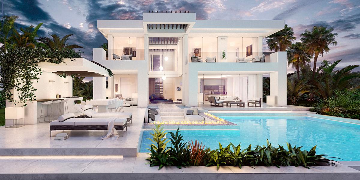 Contemporary Villa between Malaga & Marbella