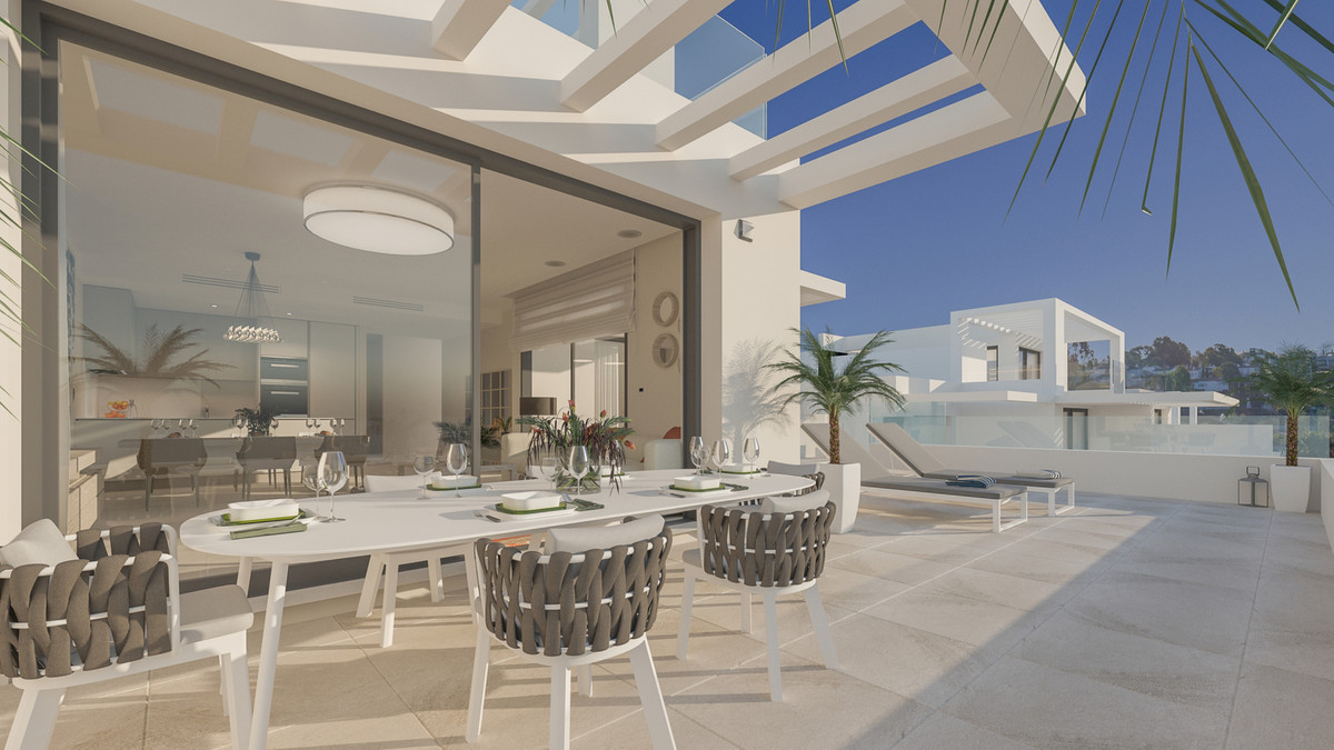 Luxury development close to marbella