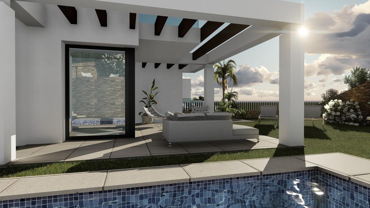 Fabulous contemporary villas above the coast of Marbella