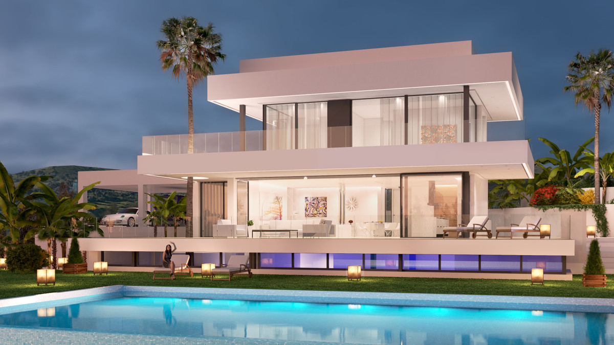 Dream villa designed by renowned local architect!