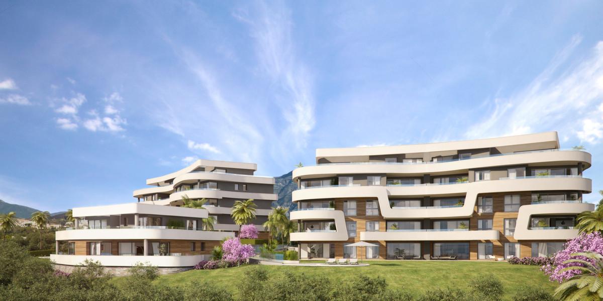 Magnificent sea view apartments
