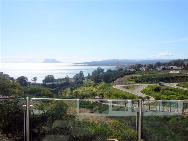 Stunning, panoramic views of the sea