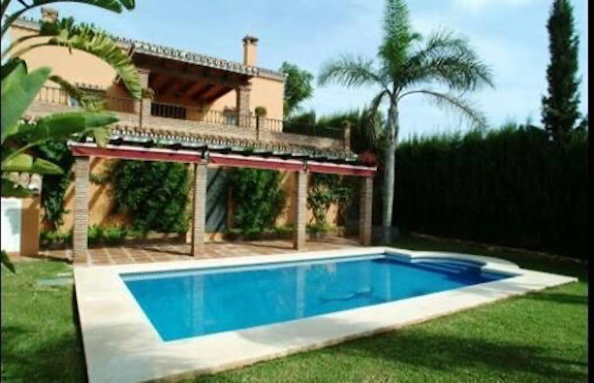 Villa like a small castle in Mijas urb. Sierrezuela with 5 bedrooms, 3 bathrooms with orientation so,Spain