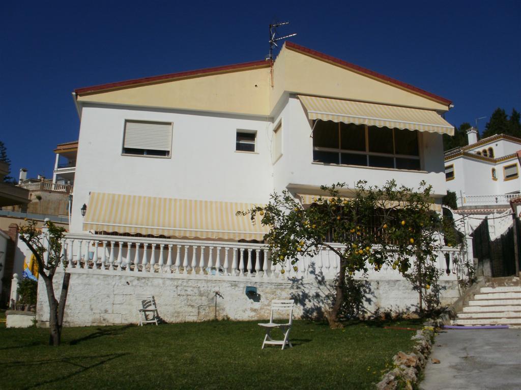Villa - Detached, Campo Mijas, Costa del Sol. 7 Bedrooms, 4 Bathrooms, Built 300 m², Terrace 40 m², ,Spain