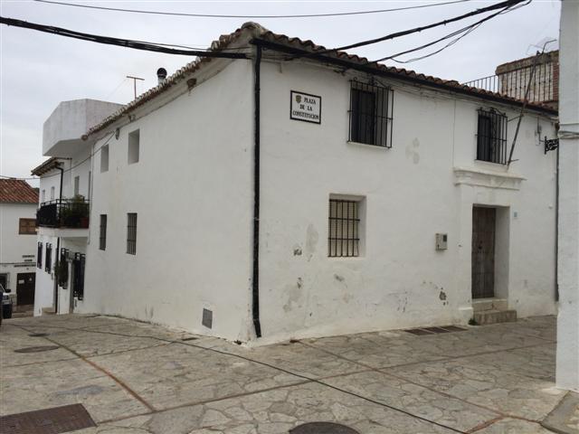 Semi-Detached House - Algatocin