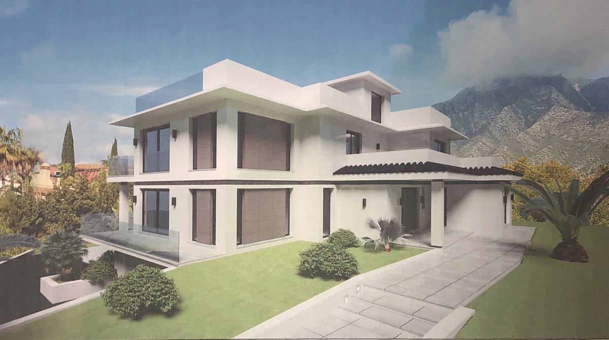 Villa Detached Nagüeles Málaga Costa del Sol R3850426