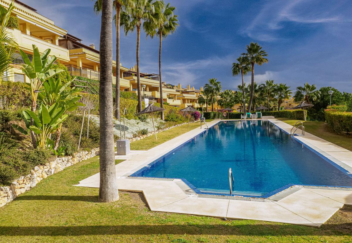 Apartment Ground Floor Sierra Blanca Málaga Costa del Sol R3018713