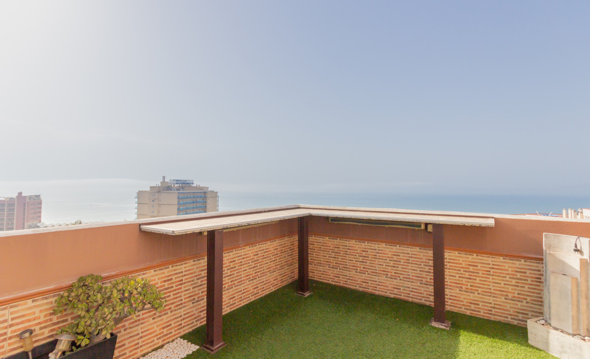 Penthouse in Benalmadena Costa R3503293