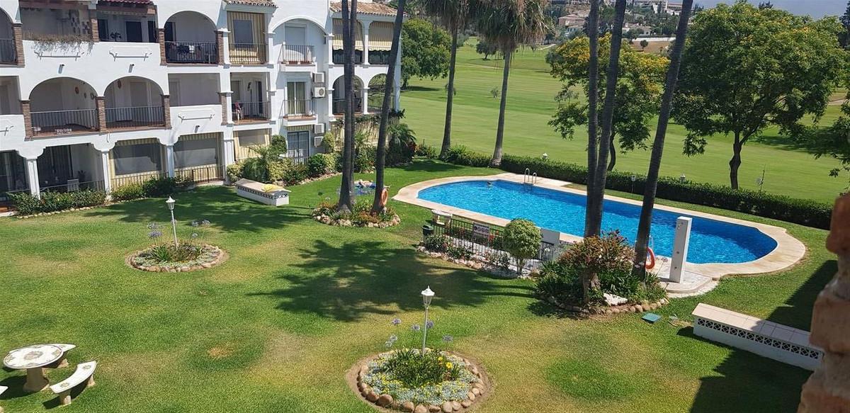 Top Floor Apartment, Mijas Golf, Costa del Sol. 3 Bedrooms, 2 Bathrooms, Built 91 m², Terrace 40 m².,Spain