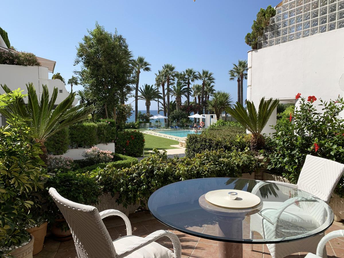 Apartment Ground Floor New Golden Mile Málaga Costa del Sol R3483598 3