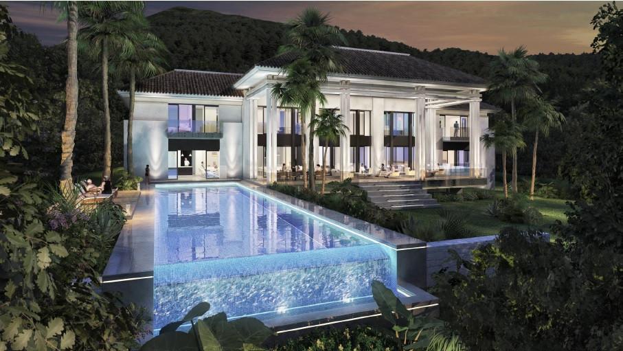 Luxury Villa / Property for sale Bahía de Marbella Spain