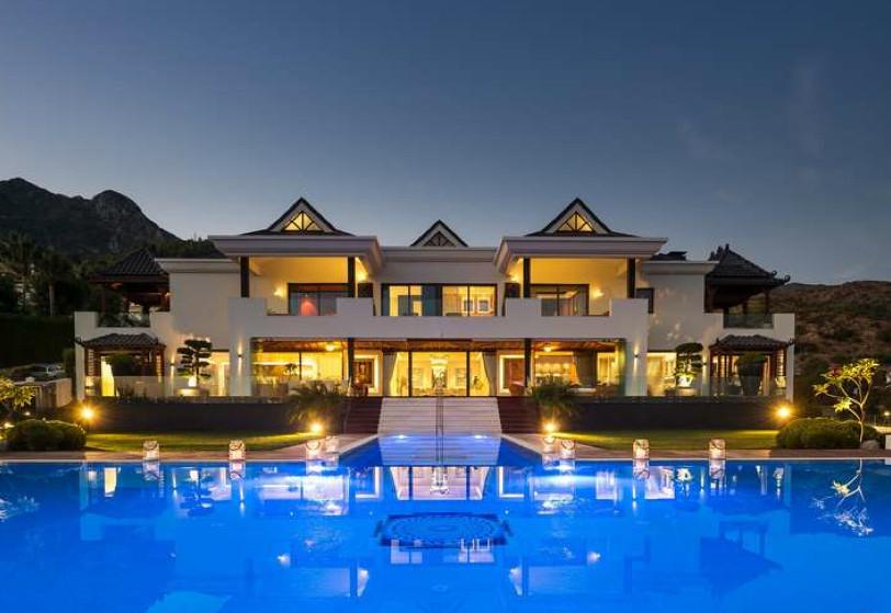 Luxury Villa / Property for sale Sierra Blanca Spain