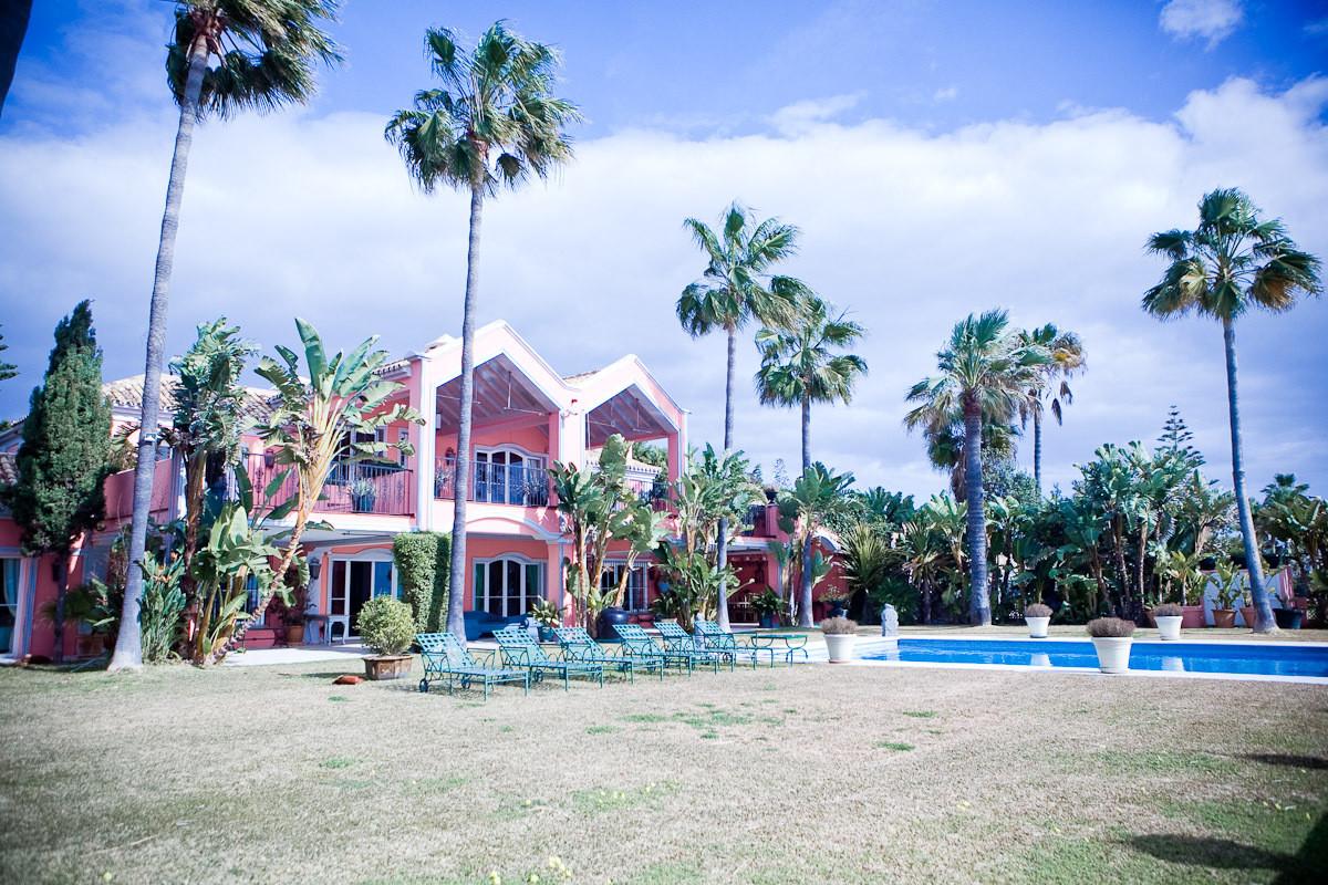 Villa / Property Guadalmina Baja
