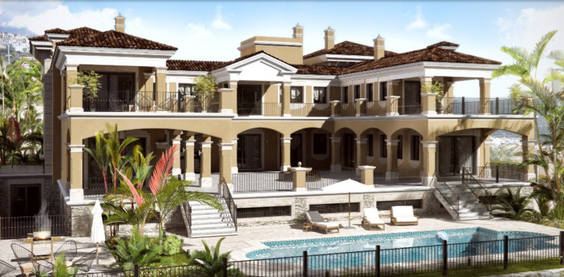 Luxury Villa / Property for sale Los Arqueros Spain