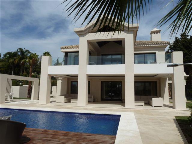 Luxury Villa / Property for sale The Golden Mile Spain