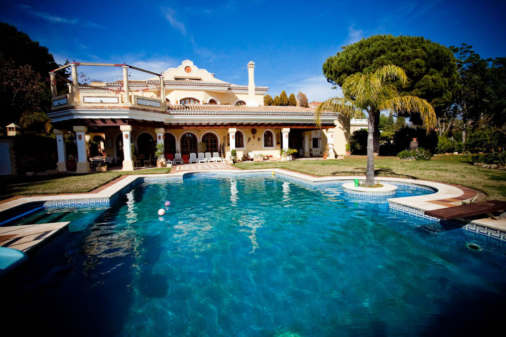 Villa / Property Cortijo Blanco