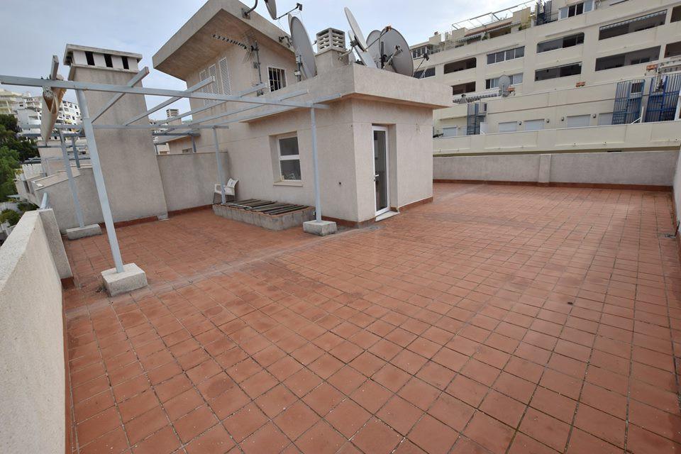 IBI; 800€/ per year    Community Fee; 103€( per month )  Duplex Penthouse located in Torrequebrada 2,Spain