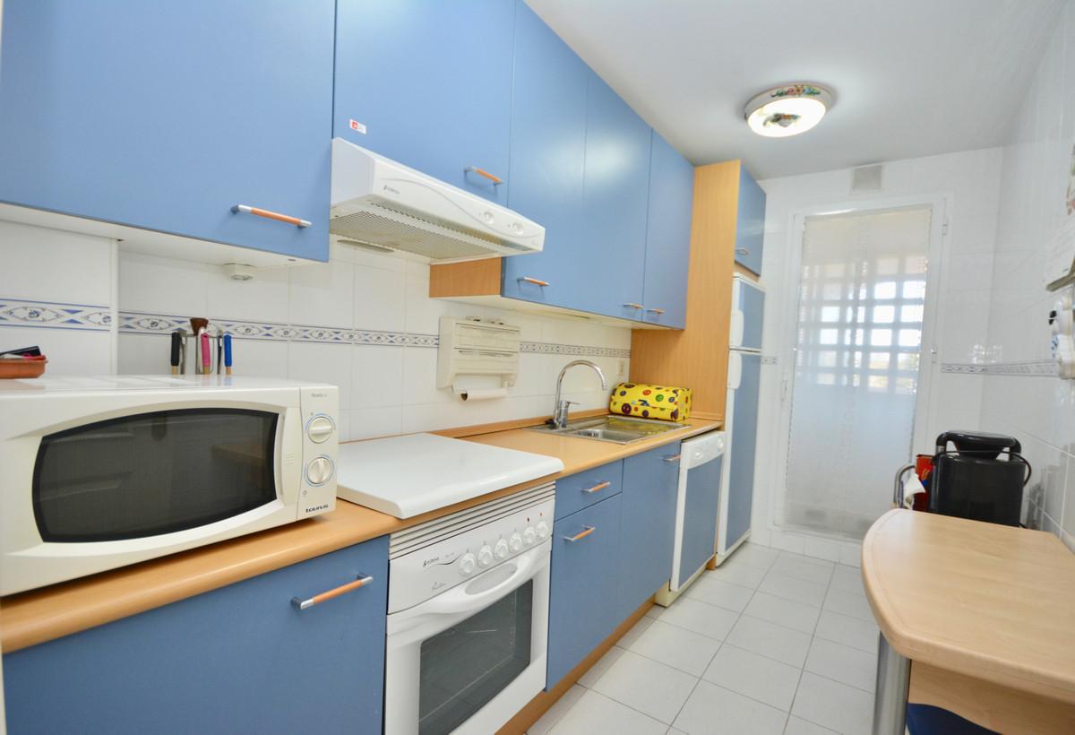 Middle Floor Apartment in Nagüeles
