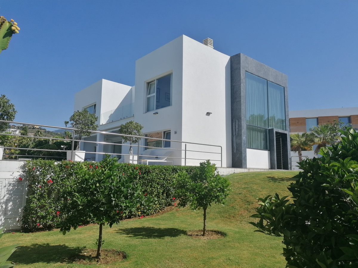 Lovely contemporary villa which is very light throughout due to its south/south westerly orientation,Spain
