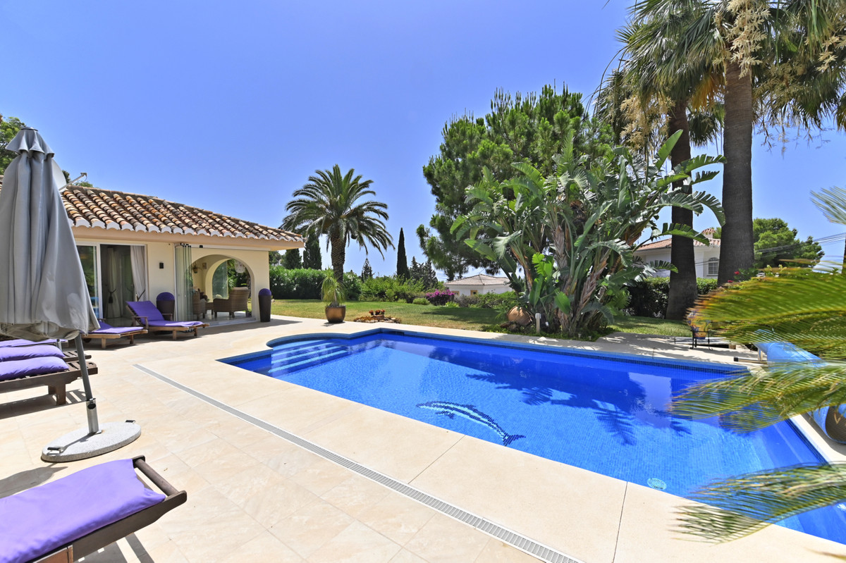 Detached Villa for sale in Benalmadena R3666254