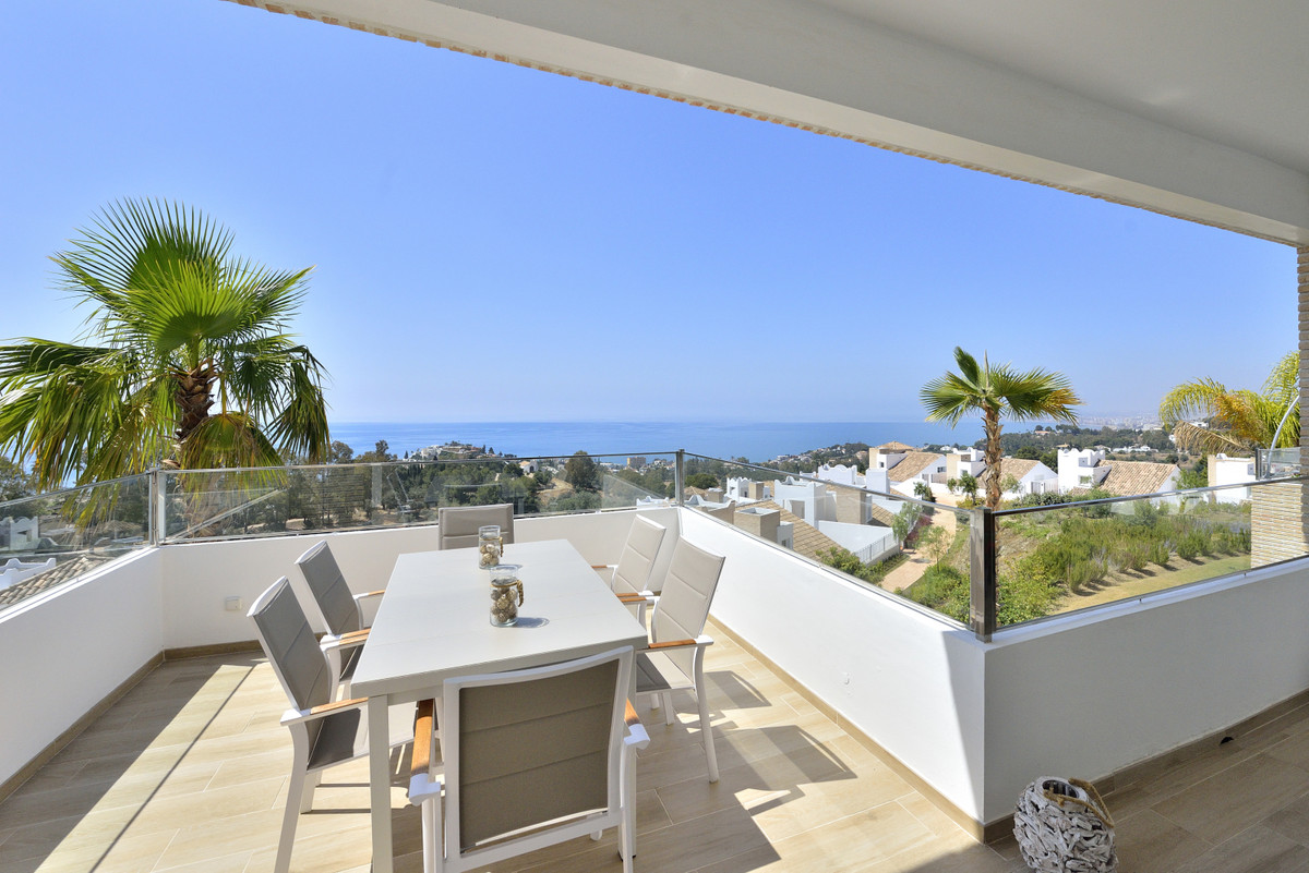 The best house in the development.  This villa has a built area of more than 300 m2, the constructio,Spain