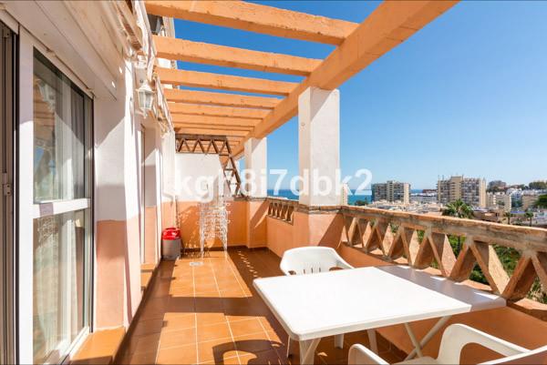 Middle Floor Apartment in Benalmadena Costa