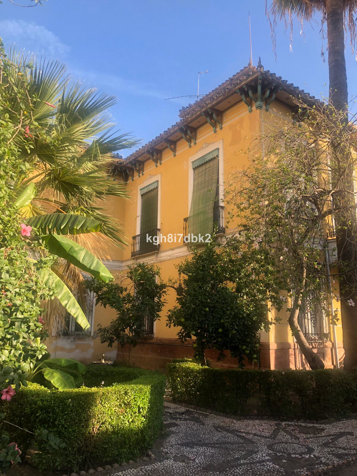 Villa for sale in Malaga Centro