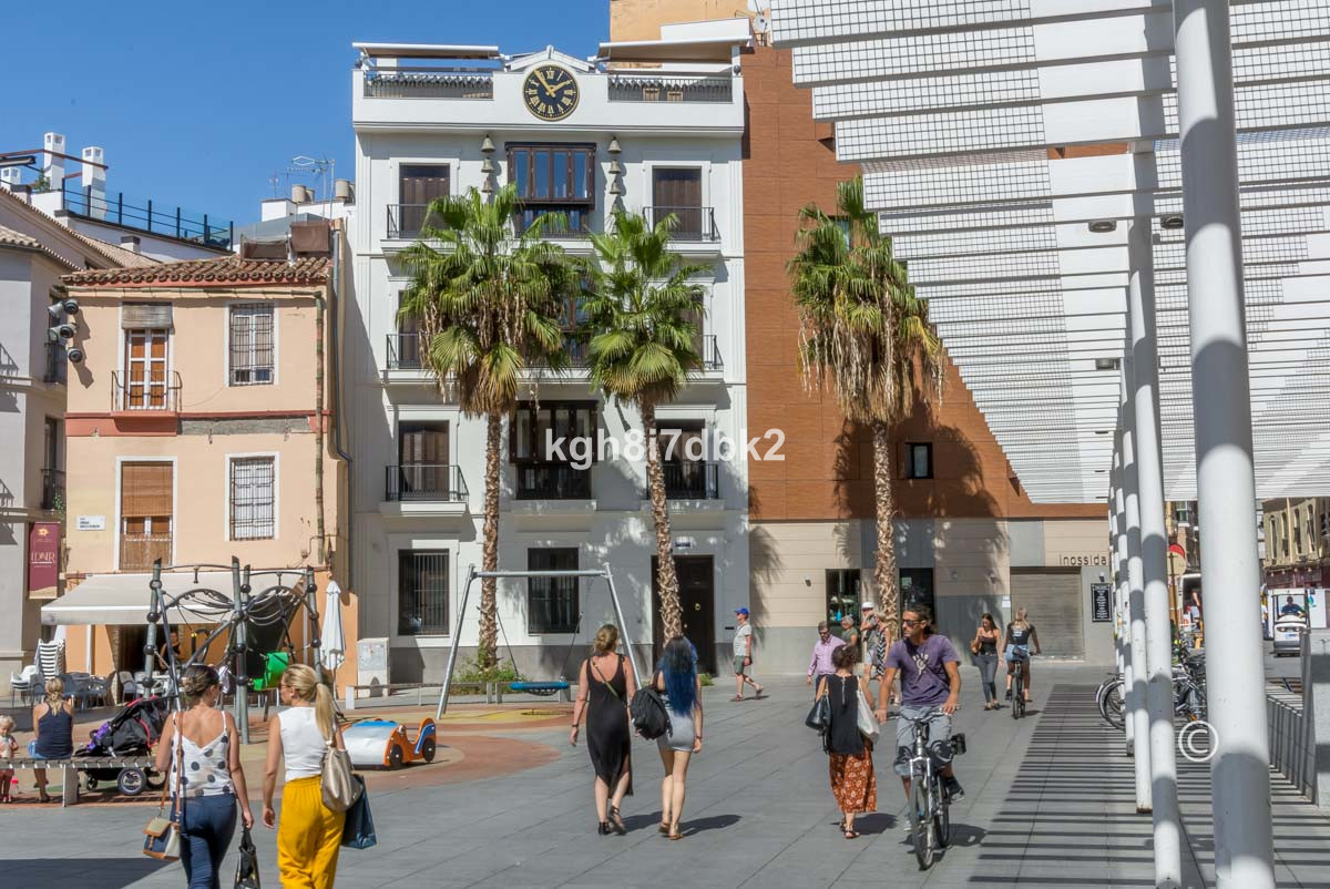 Unique opportunity in Malaga Historic Centre.  New construction, completed May 2018. Private residen,Spain