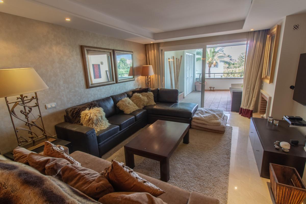 GUADALMANSA BEACH,  Beautiful West facing 2 Bed/2 Bath luxury apartment in an exclusive beachfront d,Spain