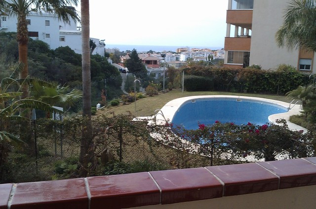 Unique Garden apartment situated close to beach in Riviera del Sol. The apartment has 2 beds, 2 bath,Spain