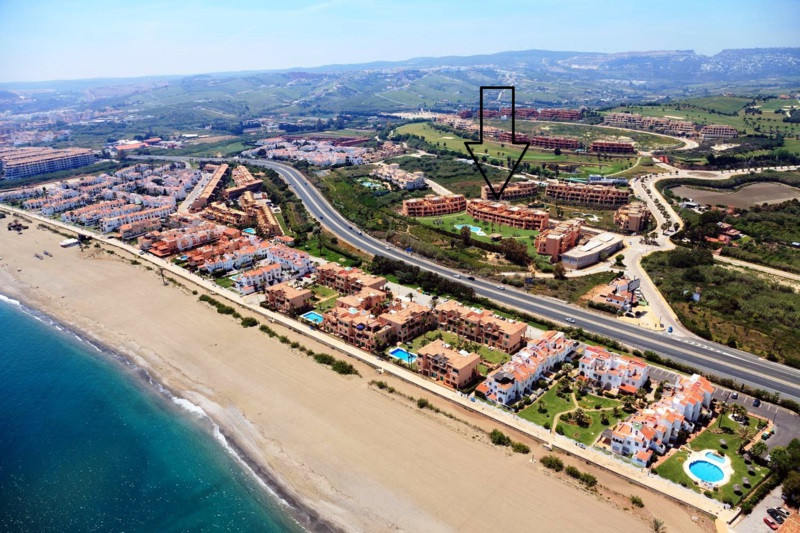 "75% SOLD NOW ¡¡¡  ""CASARES BEACH""- BRAND NEW DEVELOPMENT OF BEACHSIDE APARTMENTS & PEN,Spain"