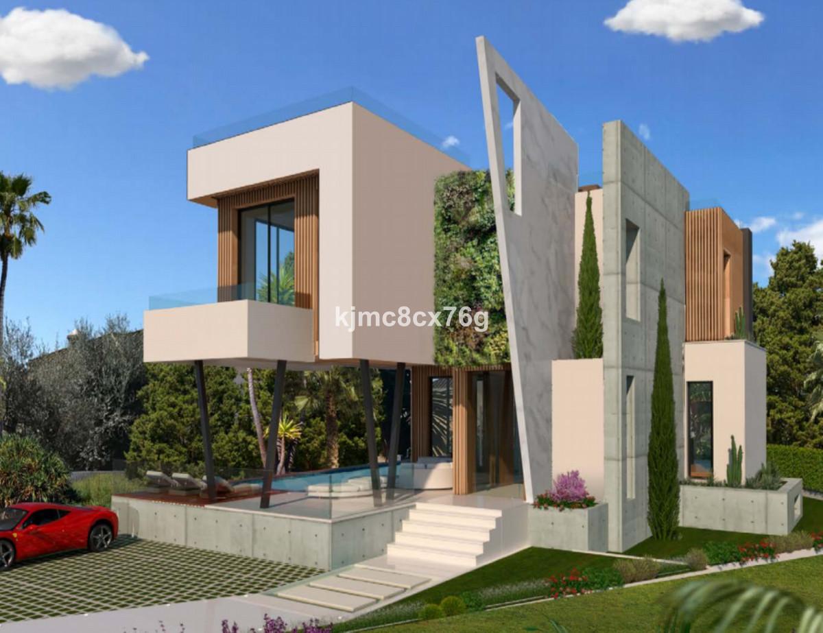 Detached Villa for sale in Marbella R3762109