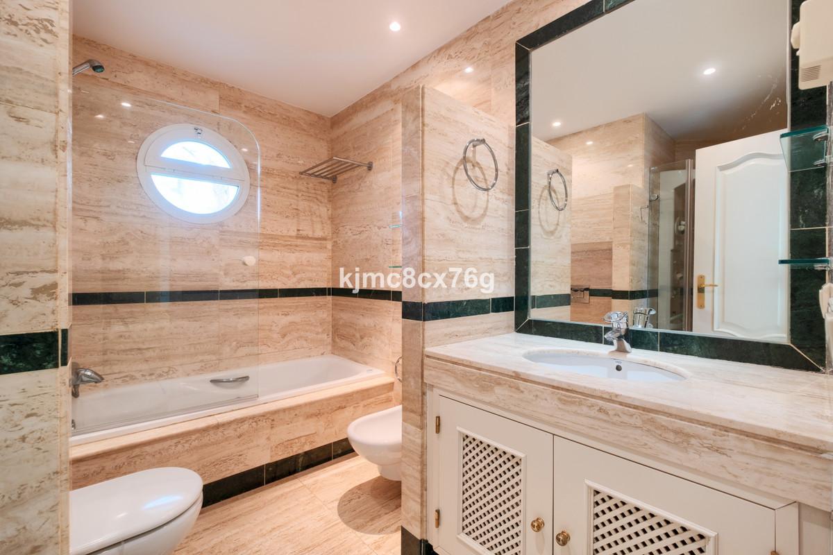 3 Bedroom Ground Floor Apartment For Sale Marbella