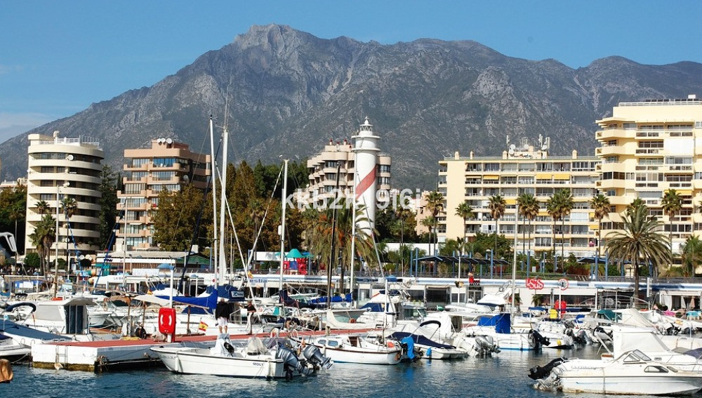 OPPORTUNITY!  Commercial venue for sale at Puerto Deportivo (Marina) in Marbella through administrat,Spain
