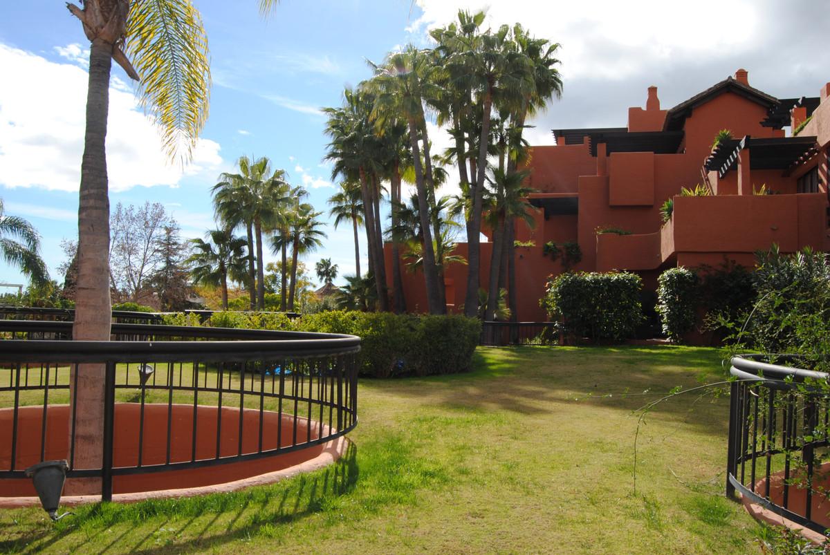 Erdgeschosswohnung zu verkaufen in Puerto Banús R3786256
