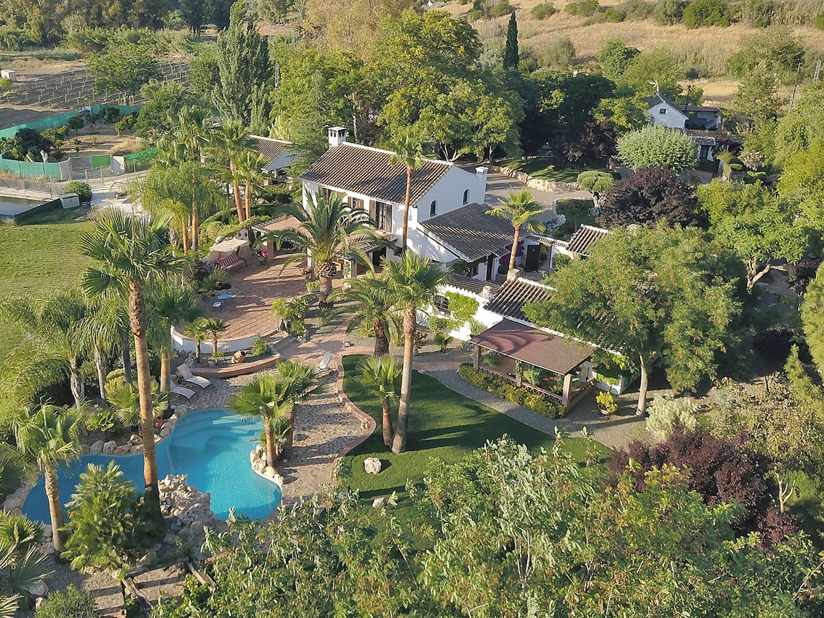 This is an outstanding country property built to the highest standards and surrounded by the most be,Spain